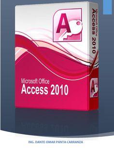 Autoinstructivo para el aprendizaje de Base de Datos con Microsoft Access 2010, fomentando la lectura informática.