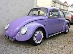 Stunning Plum Perfection Volkswagen #COTM