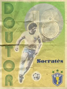 Tribute to Socrates by Segap