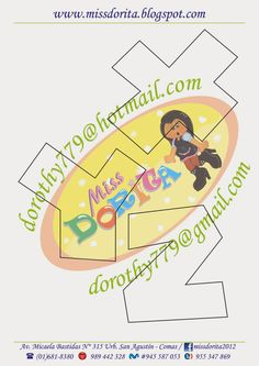 Miss Dorita Calligraphy Fonts, Lettering, Abc Letra, Bubble Letters, Letters And Numbers, Spelling, Stencils, Alphabet, Sewing Projects