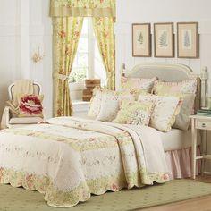 MaryJane's Home Prairie Bloom Bedspread - JCPenney