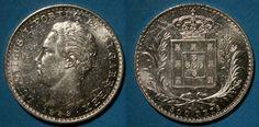 500 Reis 1889 D.Luis