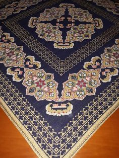 Diy And Crafts, Bohemian Rug, Cross Stitch, Embroidery, Rugs, How To Make, 1, Decor, Farmhouse Rugs