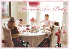"""""""Sparkling white grape juice flowed into tiny china cups set before each girl.  Rows of tutus, tiaras and swinging feet filled the oversized table."""" ~A Beautiful Pointe by Julie Anne Lindsey, coming November 2013"""