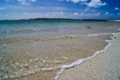 Scilly shoreline
