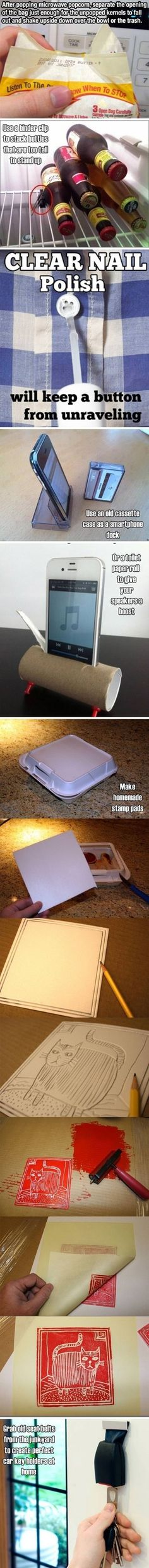 Some cool ideas! // funny pictures - funny photos - funny images - funny pics - funny quotes - #lol #humor #funnypictures
