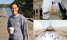 NEW YORK... Woman who fell to her death at Oculus was 'playing around' | Daily Mail Online