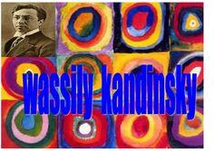 Cuento infantil vida Kandinsky