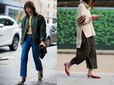 Street Style Inspo: Fresh Ways to Wear the Kitten Heel Kitten Heel Boots, Ladies Who Lunch, Fancy Shoes, Librarians, Wedge Boots, Chelsea Boots, What To Wear, Normcore, Fresh