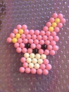 Bunny beados I made