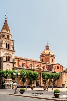 Sicily is known for its alluring beaches, but Acireale is special.