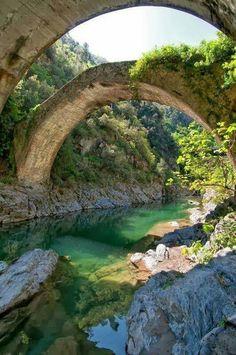 The Earth Site. Liguria, Italy