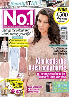 Take a look at issue 169! #no1magazine #Scotland