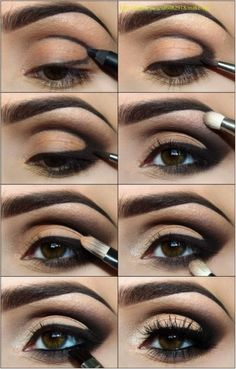 #makeup MOB Have you longed to create the sexy bedroom look when you apply your makeup? Many women dream of creating this look. The Beauty Thesis shows you how to create sexy bedroom eyes. #cosmetics