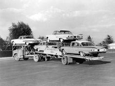 Chevrolet Car Hauler