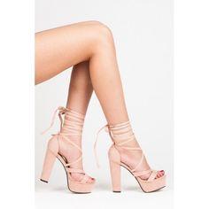 Dámské sandály Sergio Todzi Kumerda růžové – růžová Krásné a dlouhé nohy za vteřinku! Velmi atraktivní sandály s hrubým podpatkem zajistí bezpečnou chůzi. Šněrování vám upevní krok a zároveň působí velmi žensky. Výborně se hodí … Ladies Sandals, Heels, Fashion, Heel, Moda, Fashion Styles, Shoes Heels, Fashion Illustrations, High Heel