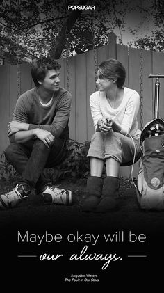 Ansel Elgort stars as Augustus Waters and Shailene Woodley stars as Hazel Grace Lancaster in Century Fox's The Fault in Our Stars - Movie still no 10 Ansel Elgort, Hazel And Augustus, Star Images, Star Pictures, The Fault In Our Stars, Josh Boone, Farid Bang, Hazel Grace Lancaster, Chantal