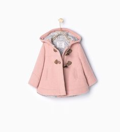 -Coats-Baby girl (3 months - 3 years)-KIDS | ZARA United States