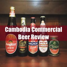 Cambodia Commercial Beer Review - www.drinkingondimes.com