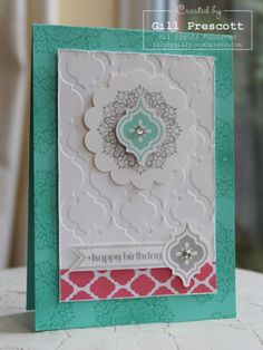 A place for my creative side … Mosaic Madness, Paper Crafts, Diy Crafts, Wax Paper, Stampin Up Cards, Birthday Cards, Christmas Cards, Card Making, Greeting Cards