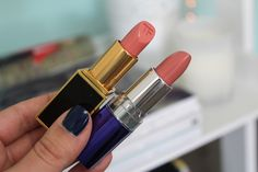 Tom Ford 'Spanish Pink' has been one of my favourite nude lipsticks for a while and Rimmel 'Notting Hill Nude' has been a favourite from the past couple of months, but it wa…