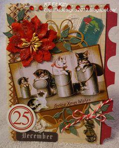 KT Fit Kitty: Nicecrane GDT - Loving Xmas Wishes