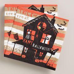 Meri Meri Eek! Halloween Lunch Napkins, 20-Count | World Market $4.99