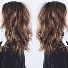 Winter Balayage Hair Colour. For more ideas, click the picture or visit http://www.sofeminine.co.uk