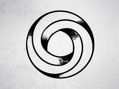 Vintage penrose circle