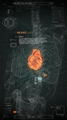 Creative Interface, Editorial, Futuristic, Medical, and image ideas & inspiration on Designspiration Medical Posters, Medical Art, Protest Posters, Movie Posters, Graphisches Design, Web Design Trends, Layout Design, Interface Design, Interface App