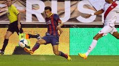 Rayo Vallecano 0 - 4 FC Barcelona #FCBarcelona #Game #Match #Liga