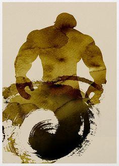The Avengers Hulk A3 Poster Print. via Etsy. #yǎnfú
