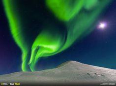 photos de l'année 2015 - Une aurore boréale en Islande