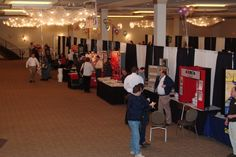 Trade Show Event at Belvedere Banquets in Elk Grove Village, IL