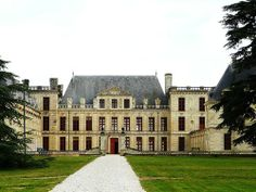 Oiron (79), le château