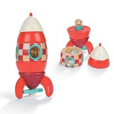 Janod, juguetes de madera con un encanto especial, un buen regalo