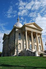 Million Dollar Courthouse, Carlinville, IL