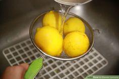 Image titled Dewax Lemons Step 3