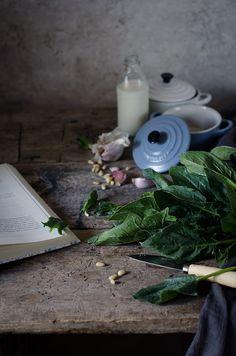 Sabores y Momentos | Espinacas a la crema gratinadas | http://saboresymomentos.es