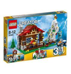 Spielwaren: LEGO Creator Berghütte 31025 von DM sonstige Marken