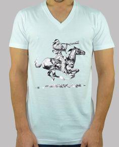 Camisetas Artysmedia - http://www.latostadora.com/artysmedia/vaquero/727500