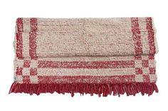 Tapete Handmade 145x70 - Vermelho | Decoração | Meu Móvel de Madeira