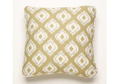 Pillow patterns are the best patterns; Lime/Aqua Macie Pillow