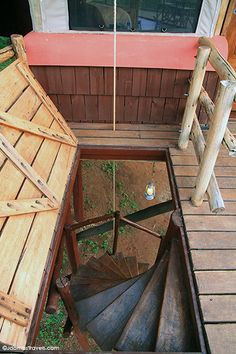 tree house trap door - Google Search