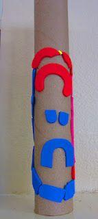 Preschool Powol Packets: Happy Sad Tube