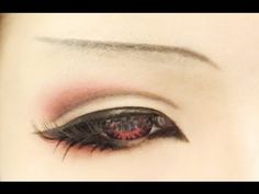 ▶ Tutorial : Anime Eye Makeup 9 - YouTube