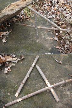 Figure 4 Deadfall