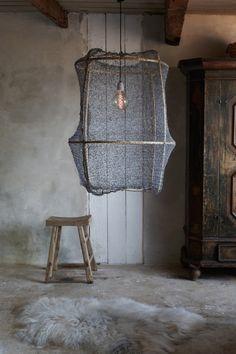 fabric lamp-mark eden schooley lamp - dark