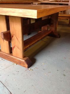 Harvest Dining Tables - Trestle, Pedestal, Barn Beam Trestle, Live Edge, X Leg, Shaker, Turned Legs, Steel Legs, Benches, Cabinets