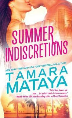 Up 'Til Dawn Book Blog: Review: Summer Indiscretions by Tamara Mataya